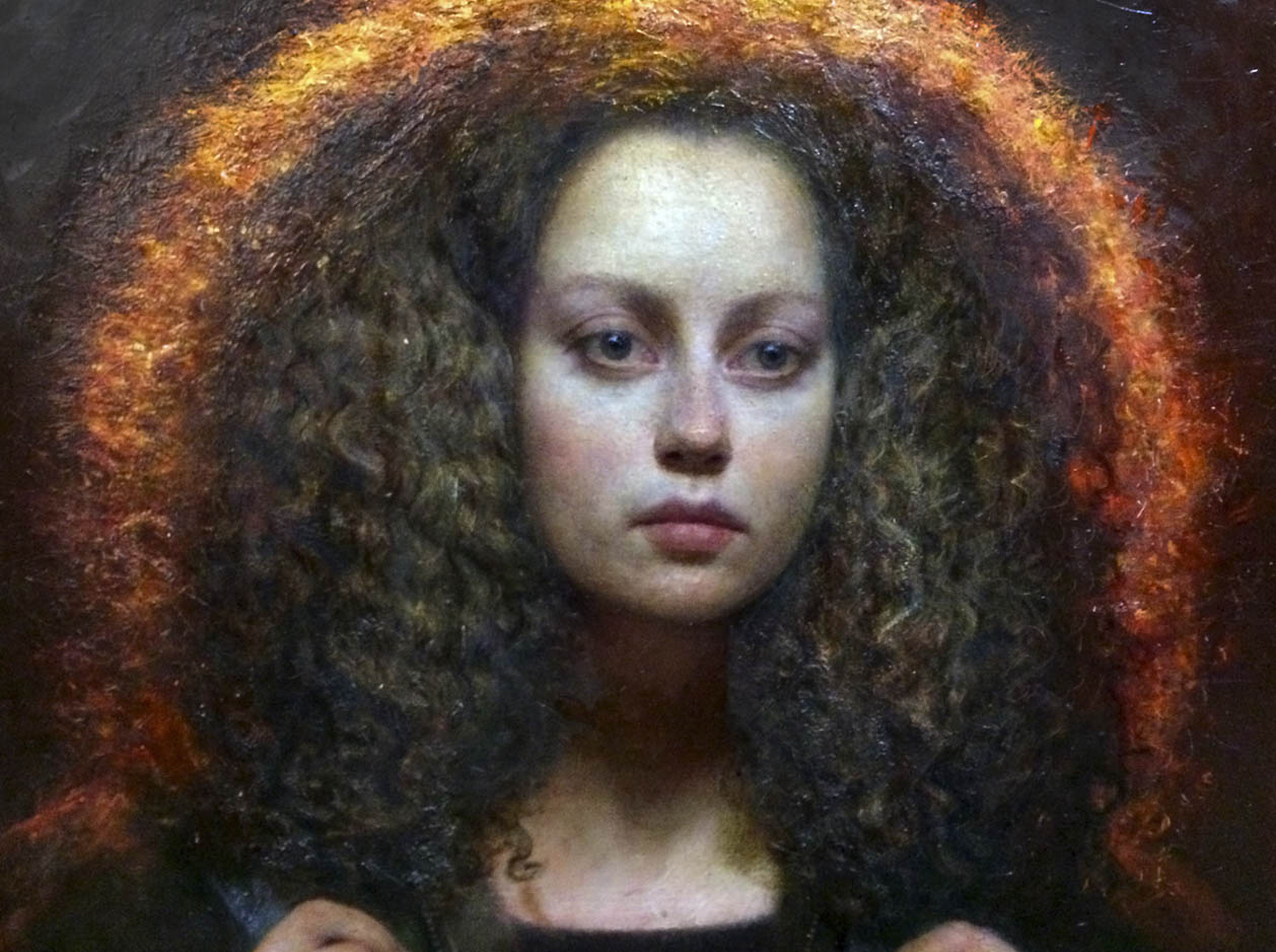 Portrait Painting Demonstration with Steven Assael Spring ...