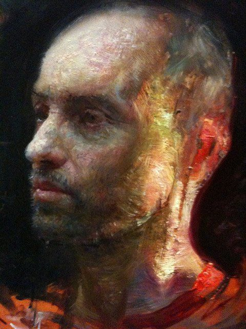 Portrait Painting Demonstration With Steven Assael Spring 2017 Art