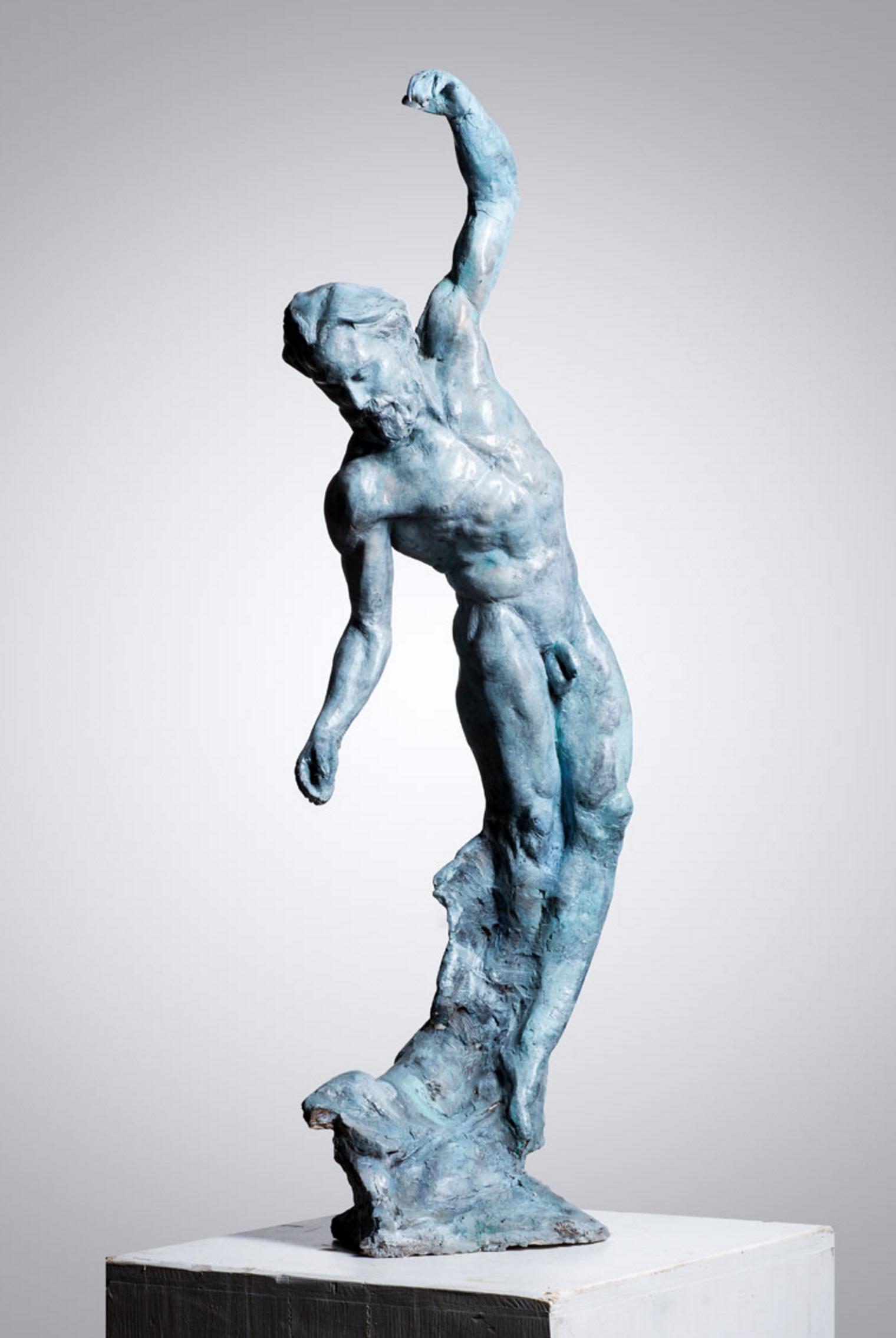 Figure Sculpting in Clay with Johanna Schwaiger