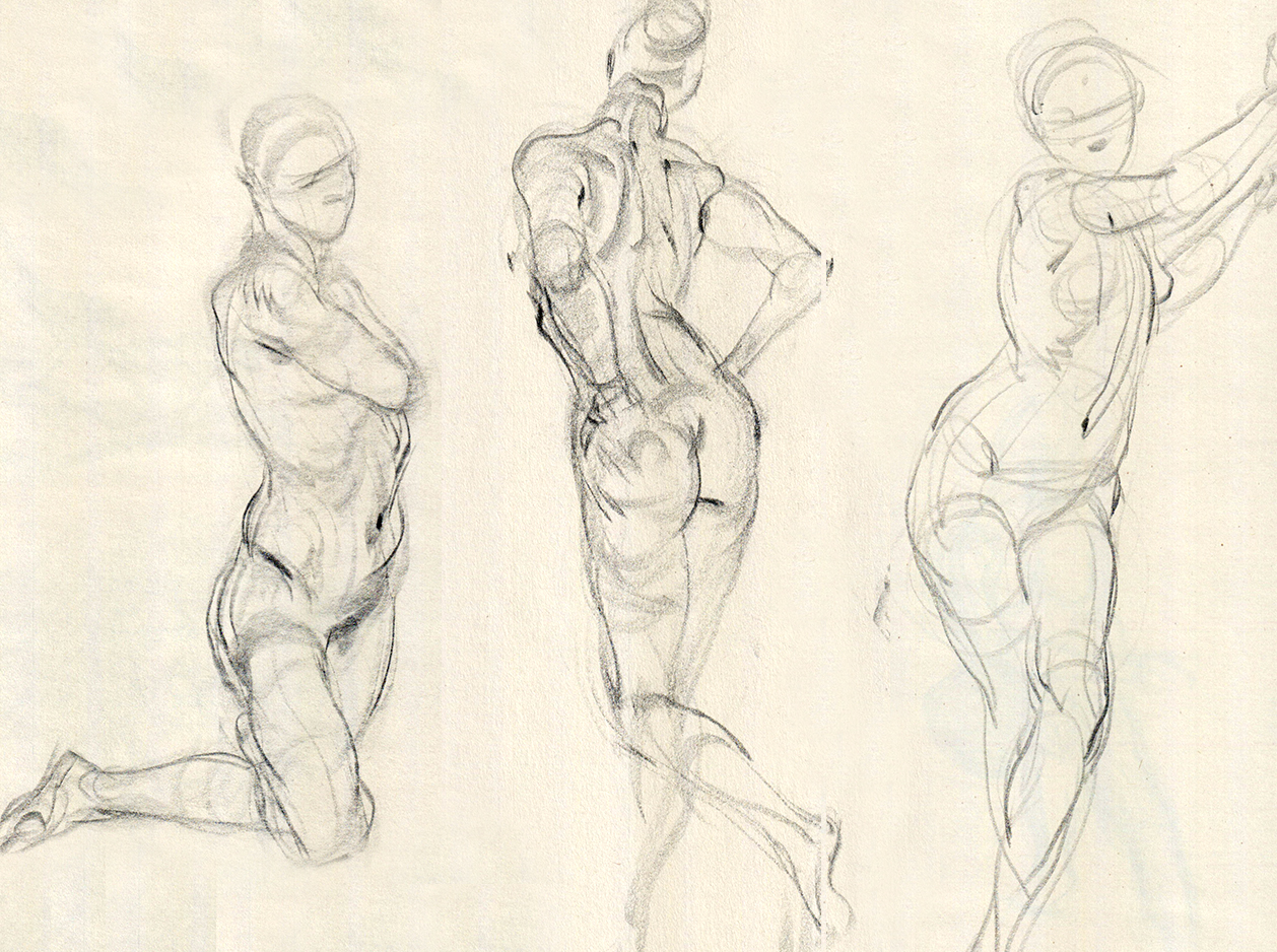 figure drawing ebooks how to draw people - HD1258×938