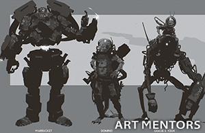 Creature Design for Entertainment Arts — Art Mentors