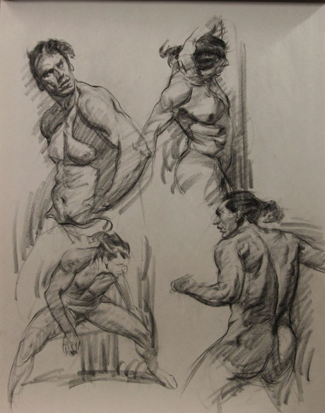 Beginning Figure Drawing 1
