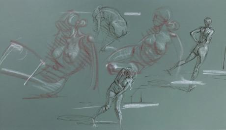 Artistic Anatomy 5