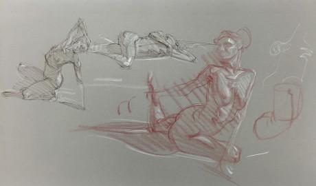 Artistic Anatomy 4