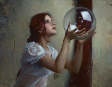 Narrative Long Pose Figure Painting 1