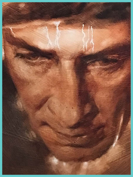 Reilly Method Head Painting
